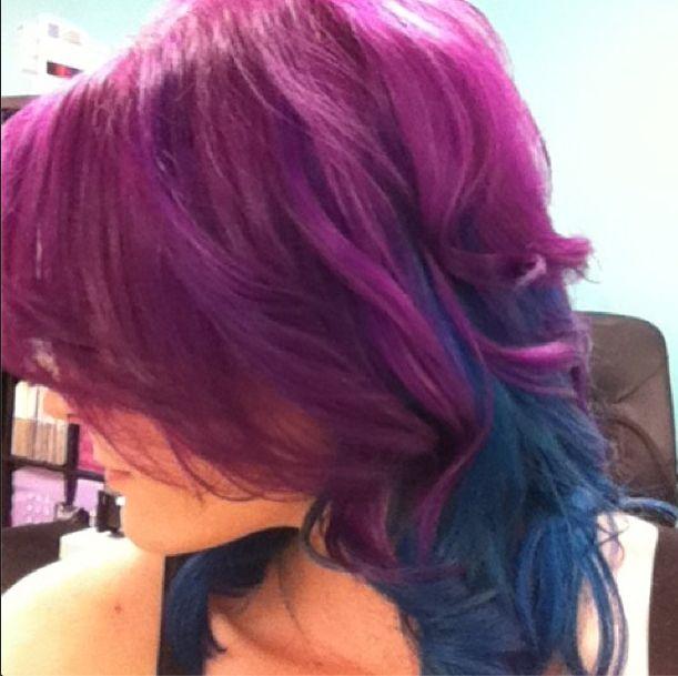 Opinion Crazy fun hair color ideas topic