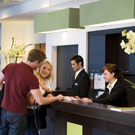 Recepcionista de Hoteles