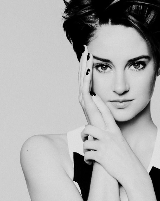 Shailene Woodley-love this girl.. gorgeous, down to earth and has managed to remain true to herself