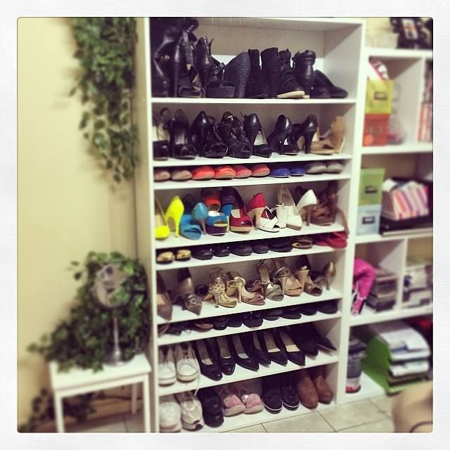 My Shoe Cabinet - The hardest project!!