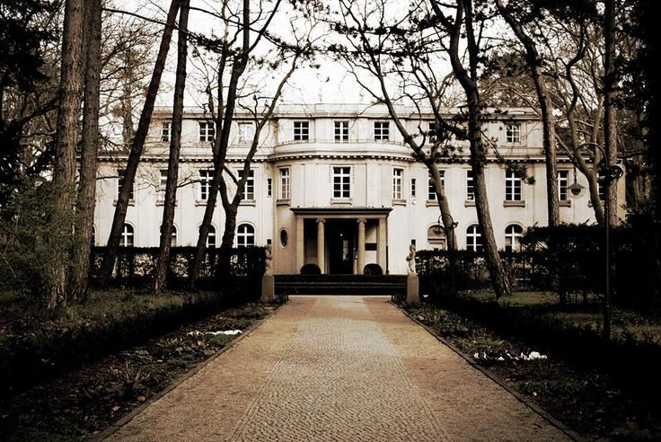 House of the Wannsee Conference: Memorial and Educational Site. Pic by Hannah Wilson, Auschwitz Study Group member and contributor.