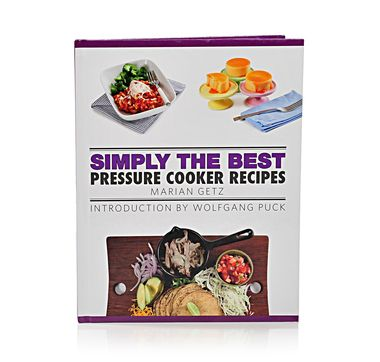 Wolfgang Puck Pressure Cooker Cookbook