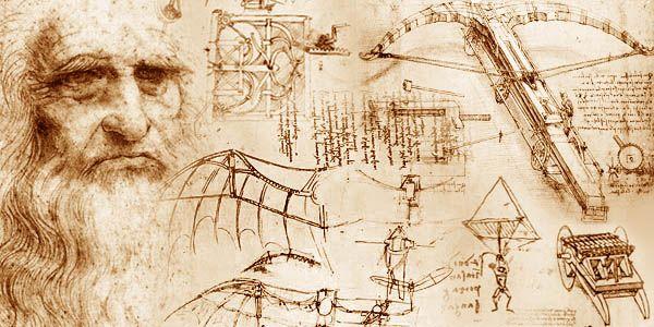 Ocher Art: Leonardo Da Vinci- An Artist and a Military Engine...