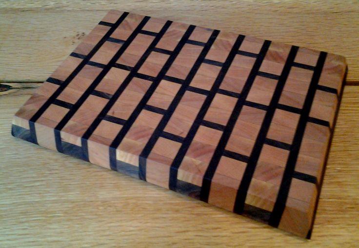 butcher block cutting board patterns woodworking