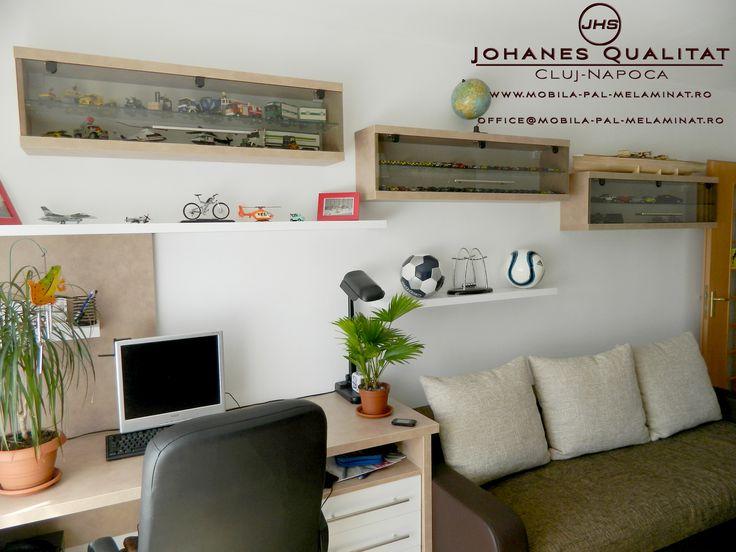 Mobila la comanda Cluj - Mobilier Camera tineret /  Mobila Camera copii - Johanes Qualitat Cluj