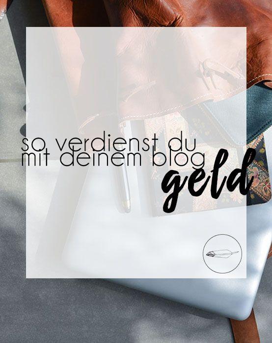 Du willst professionell bloggen, dein Blog zum Business machen und damit Geld verdienen? Gratuliere, du willst selbstständig werden. #girlboss #bloggen #business