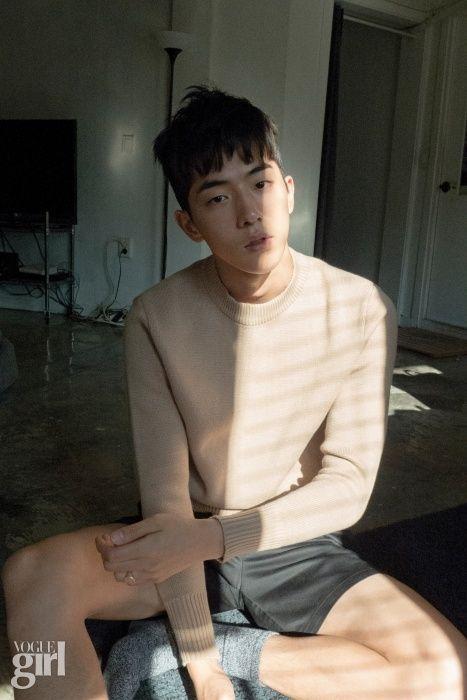 Jang Ki Yong and Nam Joo Hyuk - Vogue Girl Magazine October Issue '14
