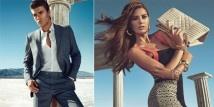 Sono le divinità greche ad ispirare la campagna pubblicitaria di Guess per la prossima primavera estate 2013 scattata al Caesars Palace di Las Vegas  http://www.sfilate.it/183215/le-divinita-greche-ispirano-guess-marciano