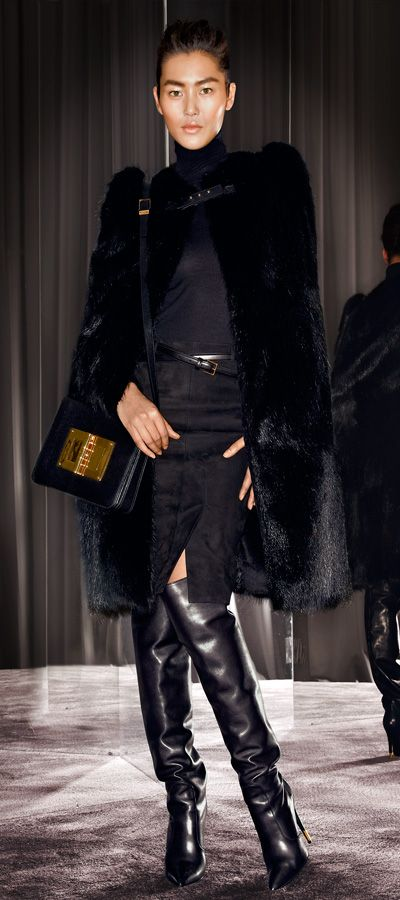 tom ford autumn winter 2012Liu Wen, Ford Fall, 20122013 09, Ford Fashion, Fashion Style, Fallwinter 20122013, Autumn Winter, Fall 2012, Tom Ford
