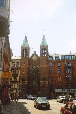 Sakramentskirken  Copenhagen