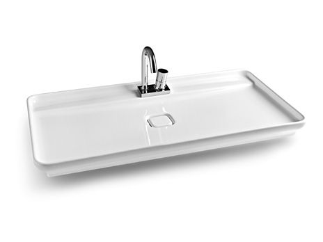 Naked, design Meneghello Paoelli Associati #washbasin #lavabo #design
