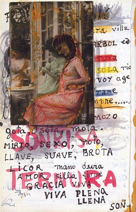 """""""Alive, plentiful, filled"""" Tagebuch von Frida Kahlo"""