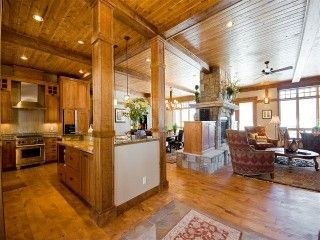 Luxury Executive Lake Front Home with Dock Vacation Rental in Grand Lake from @homeaway! #vacation #rental #travel #homeaway