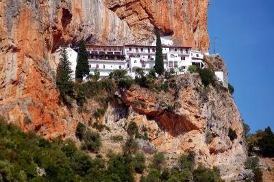 Μother's Mary Monastery Elona, Leonidion Peloponese ~ Παναγία Έλωνα Λεωνίδιο