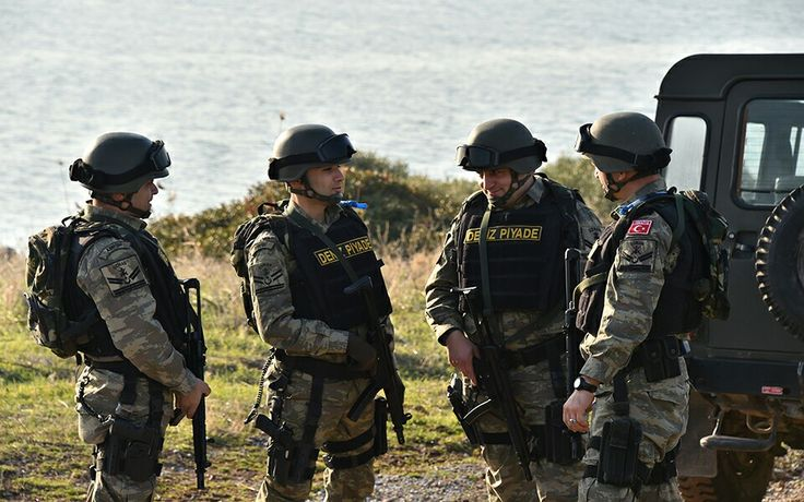 #Turkish Naval Forces - Turkey Marines
