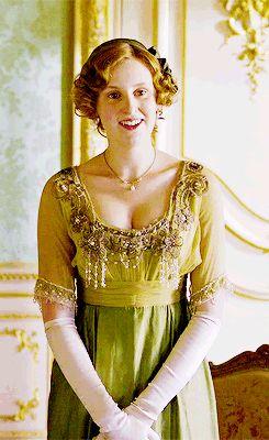Downton Abbey Lady Edith