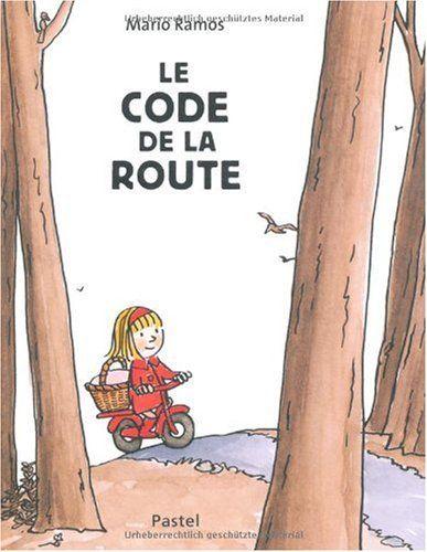La code de la route de Mario Ramos http://www.amazon.fr/dp/2211200044/ref=cm_sw_r_pi_dp_Tgtvub0XCN98P