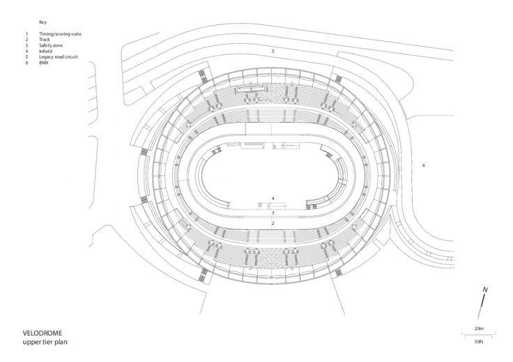 Olympics Velodrome London/2012/Hopkins Architects