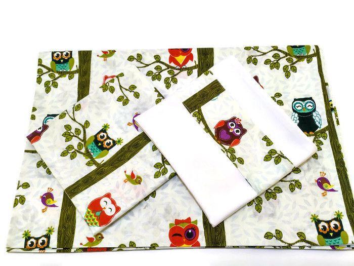 Pościel dziecięca komplet pościeli 120x90 - Muusia - Pościel do łóżeczka