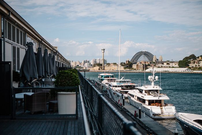 Great views of Sydney from Doltone House | Image: Jonathan David