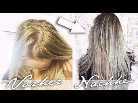 ber ideen zu blondieren auf pinterest haare blondieren wimpernfarbe und haare grau. Black Bedroom Furniture Sets. Home Design Ideas