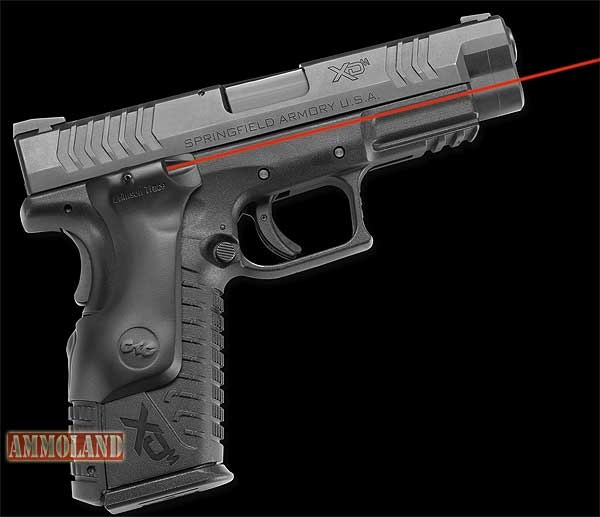Crimson Trace Releases New Lasergrips for Springfield Armory XD(M)