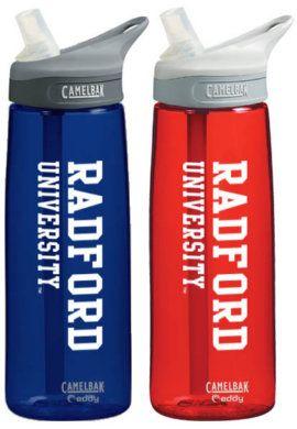 Radford University .75 oz. Camelbak