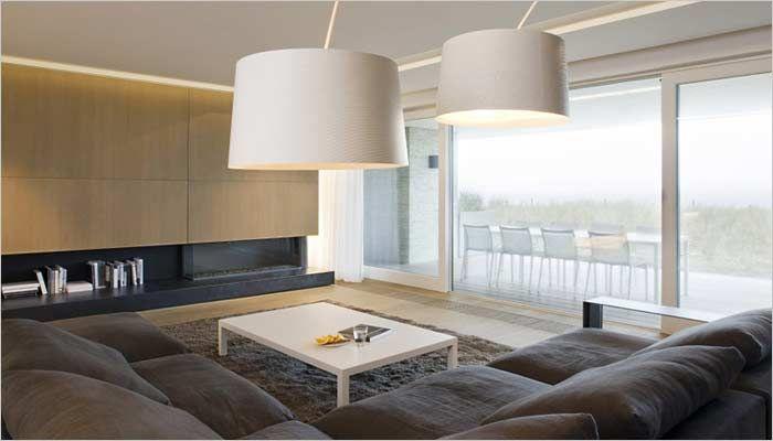 Woonkamer Met Openhaard Inrichten : Apartment Living Room Design