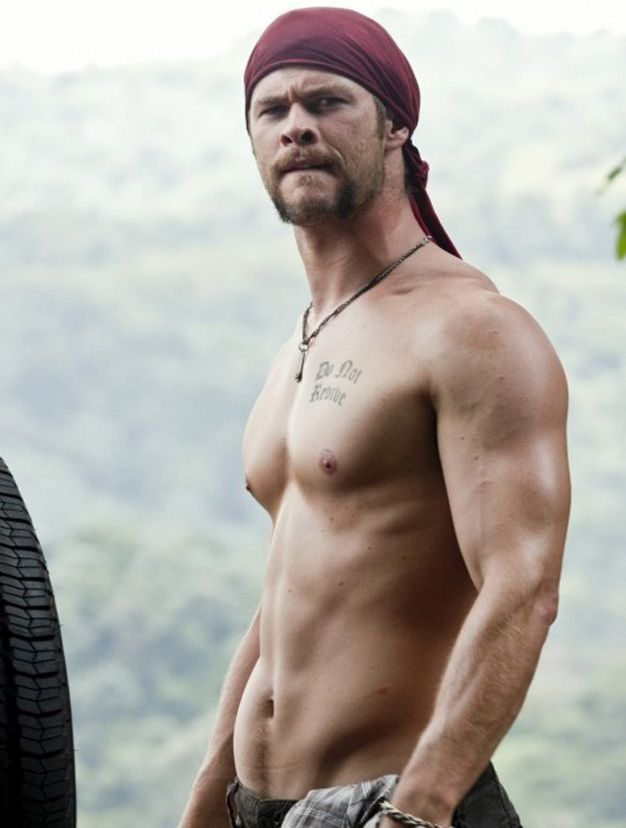 les acteurs muscles du cinema americain chris hemworth 13