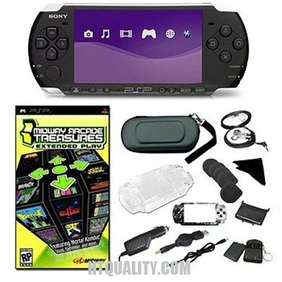 Sony Psp-3000 Super Holiday Bundle #jubaugroup