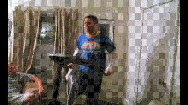 Running on a treadmill is hard! http://ift.tt/2lJwSzE