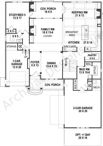 Best 25 4000 sq ft house plans ideas on pinterest house for 4000 sq ft house plans
