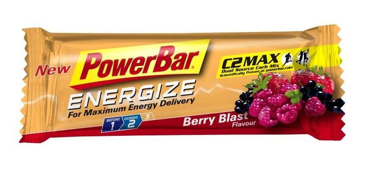 #Powerbar #Energize-repen - Topvoeding voor topsporters die de beste voeding wensen voor  de verbeterde #spieropbouw.