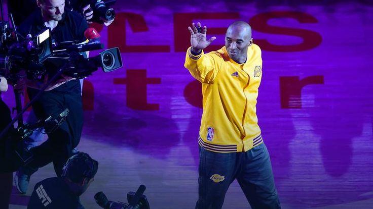 NBA: Kobe Bryant w fenomenalnym stylu skończył karierę. Rekord Golden State Warriors