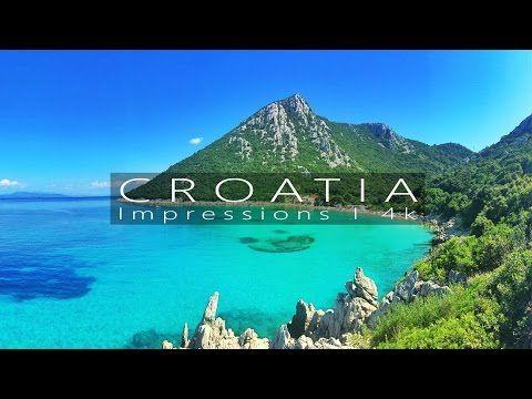 CROATIA I Impressions I DJI I 4K - YouTube #croatia