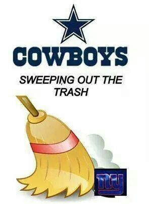Dallas Cowboys vs N.Y. giants