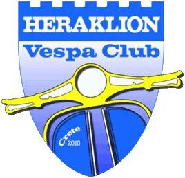 "#VespaClubVolos #logos Ακόμα ένα παράξενο σήμα, διότι αντί να είναι στρόγγυλο, είναι μακρόστενο με μύτη στην απόληξη του. Τέτοια σήματα, υπάρχουν κατά κόρον στα ξένα Vespa Clubs, αλλά για τα Ελληνικά δεδομένα, είναι προτοτυπία! Στην πορεία το Vespa Club Lefkada ""ζήλεψε"", και δημιούργησε ένα παρόμοιο σήμα!"