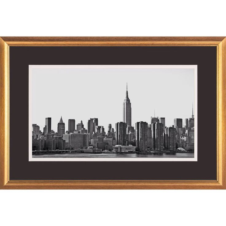 'Empire State' by MINART Gallery For different varieties go to www.minart.co #minart #minartco #minartistanbul #instagram #photography #frame #prints #wallart #walldesign #gallerywall #art #design