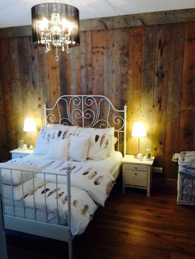 Onze prachtige slaapkamer