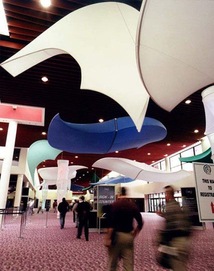 Fabric Structures | Projects | Function | Entryways