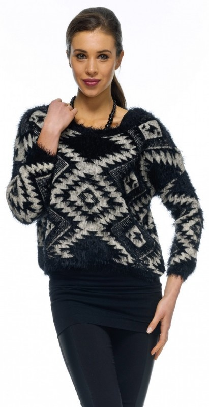 Old School Diamond Knit by Fate Now: $85.95