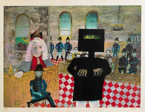 Sidney Nolan: The Trial, Ned Kelly Series