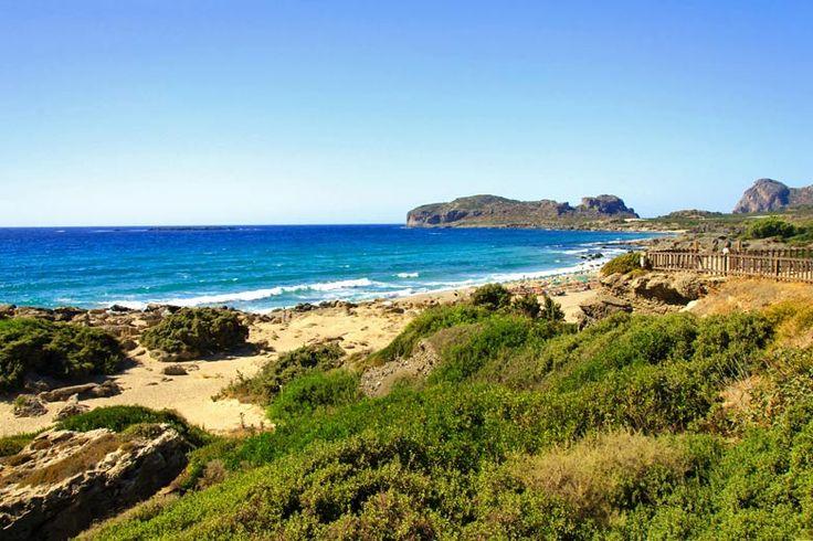 Amazing 52 Beautiful Falassarna Beach, Crete @ Greece Check more at http://dougleschan.com/the-recruitment-guru/falassarna-beach/52-beautiful-falassarna-beach-crete-greece/