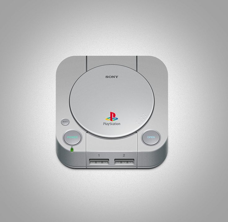 Oh wow! This little Playstation icon is so CUTE!!!