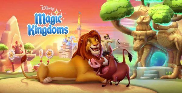 Disney Magic Kingdoms: ¡Crea Tu Parque Mágico! es un juego que tiene aventura, acción y simulación basado en el maravilloso mundo de Disney, creado y o actualizado por los estudios Gameloft en la fecha de 25 de octubre de 2017, actualmente esta en la vers