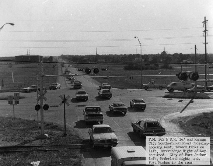 Port Arthur, Texas, 1970s