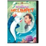 The Incredible Mr. Limpet (Snap Case Packaging) (DVD)By Don Knotts