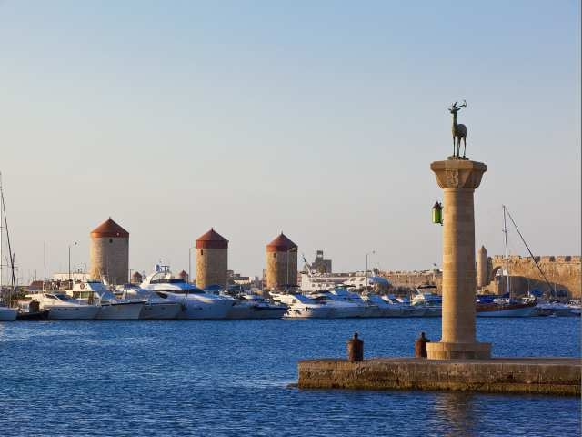 Ixia, Rhodes ~ Greece