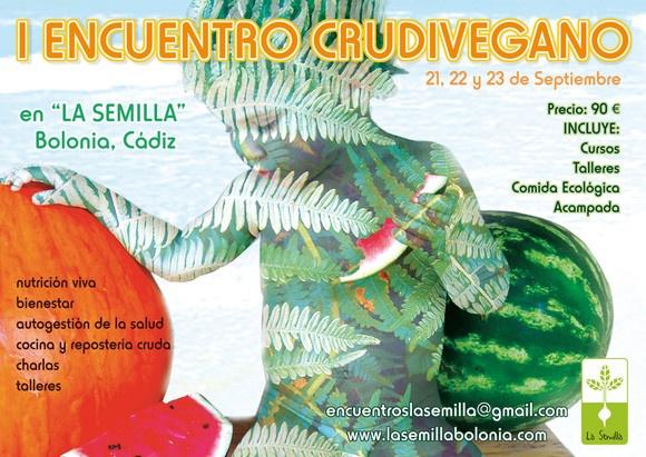I Encuentro CrudiVegano - La Semilla Bolonia