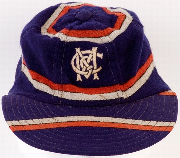 Melbourne Cricket Club Baseball section cap